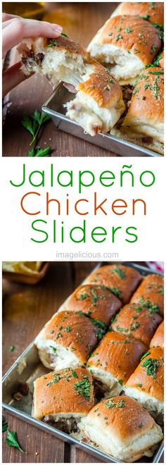 Jalapeno Chicken Sli