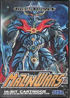 Mazin Wars #Megadrive #SEGA