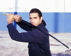 Who remembers Adrian Paul?     There can be only one, @Lsly Chng... Filmed in Vancouver: Highlander – The Series