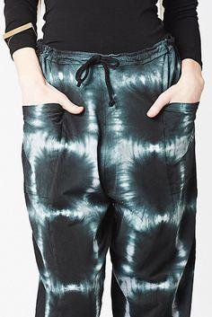 Beach Pants - Tie-dye