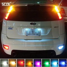 For Ford Focus   Without Sunroof Convenience Bulbs Car Led Interior Light Cw Ww Replacement Bulbs White Pcs Per Set Car Lights Pinterest