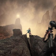 How much you will risk for your photography ? by Caras Ionut