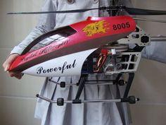 Hélicoptère 105 cm 3