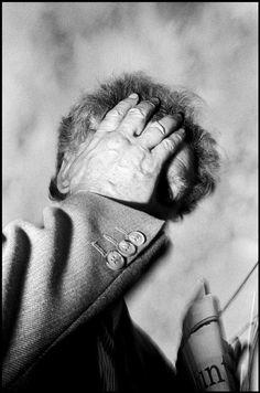 Magnum Photos Photographer Portfolio  Bruce Gilden
