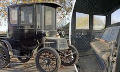 Detroit Electric Model D: Abandoned for gas guzzlers, the amazing 103 year old electric car | Daily Mail Online