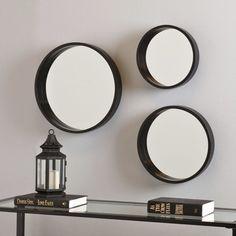 Holly & Martin Wall Mirror 3 piece
