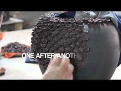 Echte Keramiklampe Kunsthandwerk Tischlampe Koralle natürlich in Handarbeit gefertigt | Riess Ambiente Onlineshop