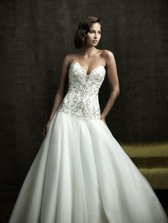 Allure Bridal Style 8818