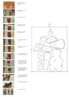 Paper parrot