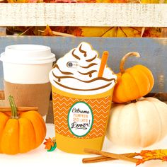 Pumpkin Spice Latte lovers, Claire's has the phone case for you!