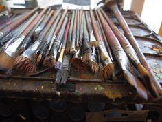#Malerei #Bild #Ölgemälde #Kunst #zeitgenössisch #berlin #Ulm #kunst #machen #Adriana #Arroyo #Quirin #Bäumler  #winsor #newton #farbe #galerie #maimeri #leinwand #pinsel #expressive #teuer Berlin, Candles, Contemporary Art, Abstract Art, Brushes, Ulm, Canvas, Color, Candle