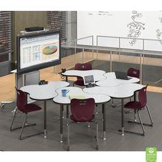 Cloud 9 Configurable Student Desk System