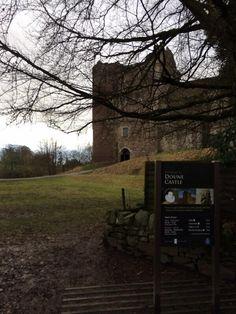 Castle Doune/ LeochDoune Castle, Stirling, the Highlands, Scotland.......Castle Leoch in the Outlander series