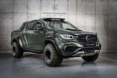 @CarlexDesign Gives the #MercedesBenz X-Class an #ExtremeMakeover https://www.benzinsider.com/2018/03/carlex-design-gives-the-mercedes-benz-x-class-an-extreme-makeover/