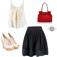 Spring, created by ekrile on Polyvore
