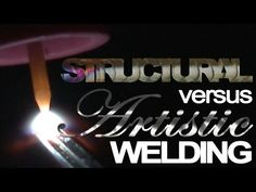 Artistic Welding with Kevin Caron and Mr TIG