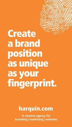 Harquin banner ad.
