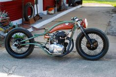cb360 bobber - willow | troy helmick