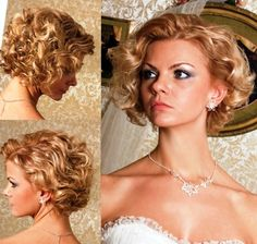 Excellent Bride Hairstyles Mother Of The Bride And Brides On Pinterest Short Hairstyles For Black Women Fulllsitofus