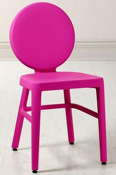 I hope the hubby will let me get a pink chair for our living room office nook! $119