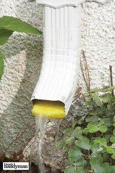 32 Cheapskate Handy Hints For the Outdoors Outdoor Projects, Garden Projects, Outdoor Decor, Outdoor Ideas, Ideas Para Decorar Jardines, Diy Home Repair, Home Repairs, Lawn And Garden, Veg Garden