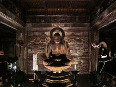 Some Buddhas of Kunisaki #ojisanjake #buddha