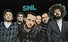 Snl Linkin Park