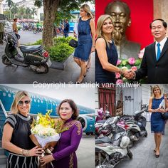 """Patrick van Katwijk on Instagram: """"Queen Máxima visits Vietnam day 2 in her capacity as United Nations Secretary Generals Special Advocate for Inclusive Finance for…"""""""