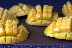 Baby food recipe: Mango banana sauce