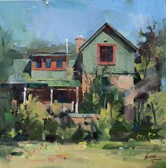 Vicki's House by Qiang Huang