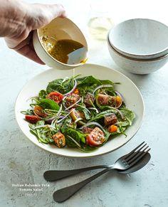 Side Dish Recipes, Side Dishes, Great Salad Recipes, Leafy Salad, Apple Slaw, Tofu Salad, 30 Minute Meals, Original Recipe, Summer Recipes