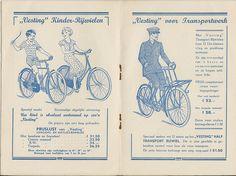 Vesting Transportfiets 1938 | Flickr - Photo Sharing!