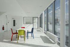 Galería - 17 habitaciones de alojamiento para estudiantes / Jacques Ripault Architecture - 16