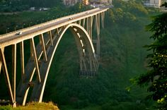 Catanzaro (Calabria) Italy  Bridge/one of the largest in Europe