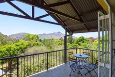 San Rock Guest House - Clarens Accommodation. Built In Braai, Comfortable Couch, Free State, Extra Rooms, Underfloor Heating, Open Plan Kitchen, Guest Suite, Outdoor Areas, Maine House
