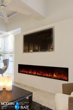 35 great luxury linear fireplaces images linear fireplace modern rh pinterest com