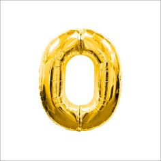 Helium folienballon número 8 regalo de cumpleaños oro boda xl aniversario números