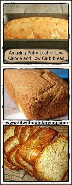Low-calorie but also and Gluten-Free, Low carb bread of high satiety index for better health, safe, light and professional weight loss. This basic quick bread can be enjoyed as toast for breakfast. You can make a sandwich for lunch, or it can be a dinner appetizer. This bread is amazing because 1 slice has only 1 g net carbs!