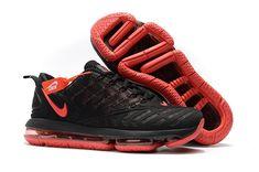 quality design c385c a6d6a Nike Air Max 2019 Black Red Koşu Ayakkabıları