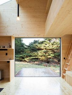A JapaneseInspired Hideaway In Idyllic Tassie Bushland is part of architecture House Brick Basements - The cabin nestled on Bruny Island, that took out three major awards at the 2018 Tasmanian Architecture Awards Architecture Awards, Architecture Portfolio, Architecture Details, Interior Architecture, Interior And Exterior, Sustainable Architecture, Residential Architecture, Pavilion Architecture, Australian Architecture