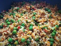 Fried Rice, Food And Drink, Dinner, Cooking, Ethnic Recipes, Desserts, Bulgur, Dining, Kitchen