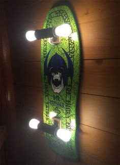 Bem Legaus!: Skate de luz