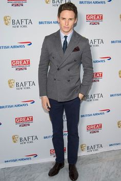 "Eddie Redmayne - ""Most Stylish Men of the Week - GQ.COM (UK)"""