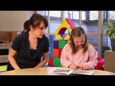 3-part video on successful strategies for beginning readers with Down syndrome