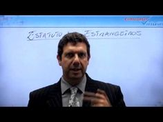 Vídeo 01 - Direito Internacional - Estatuto do Estrangeiro (Lei 6.815/19...