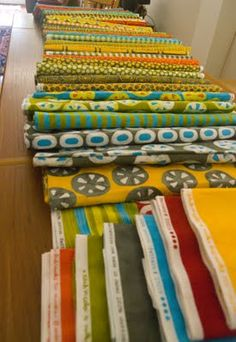 sneak peek at malka dubrawsky's new line for Moda fabrics + HOORAY MALKA!  [stitch in dye]