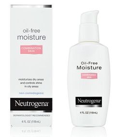 Neutrogena® Oil-Free Moisture, a non-comedogenic moisturizer with sunscreen Broad Spectrum SPF 15 provides 12 hours of moisture and sun protection. Drug Store Face Moisturizer, Moisturizer For Oily Skin, Neutrogena Oil, Dermalogica, Olay, Perfume, Acne Prone Skin, Moisturiser, Facial Cleansers