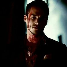#ChrisWood as #KaiParker #TVD