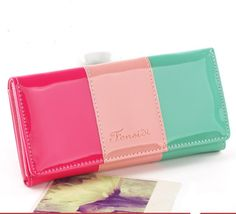 Candy Wallet - Shop My Sister's Closet  Posted to the Stufflicious.com community storefront by mysisterx1. Buy it directly from shopmysisterscloset.us for $22 today. #Clutches #Bags #Purses #Womens #Apparel #Fashion #Style #Cute #Style