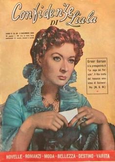 "Greer Garson in ""That Forsyte Woman"" images"